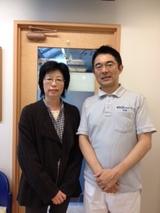 【肩こりや背中の痛みで来院】 横浜市磯子区在住 M・Aさん 50代 主婦