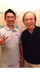【首から腰にかけての痛みで来院】横浜市中区在住 M・Tさん 40代 会社員