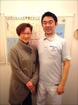 【肩こりの症状で来院】横浜市中区在住 K・Yさん 50代 美容師