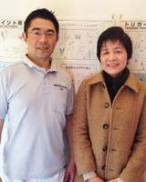 【五十肩の症状で来院】 横浜市旭区在住 R・Tさん 50代 主婦