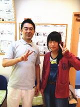 【O脚が気になり来院】 横浜市磯子区在住 M・Eさん 10代 中学生