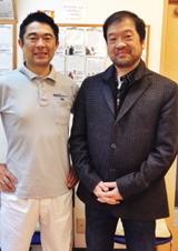 【腰痛で来院】 横浜市中区在住 Y・Yさん 50代