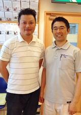 【肩こりや腰痛で来院】 横浜市緑区在住 佐々木謙一さん 40代