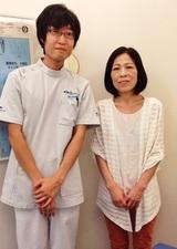 【首や肩こりの症状で来院】 横浜市中区在住 Y・Uさん 40代 会社員