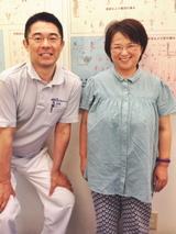 【腰痛や膝の痛みで来院】 横浜市磯子区在住 K・Hさん 50代 保育士
