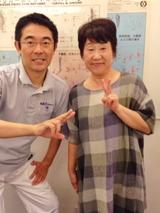 【肩こりの症状で来院】 横浜市金沢区在住 N・Tさん 60代 主婦