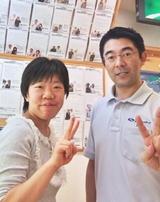 【肩こりと腰痛の症状で来院】 横浜市中区在住 石戸谷生音さま