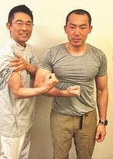 【肩の痛みで来院】 横浜市磯子区在住 Y・Hさん 公務員