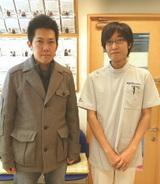 【肩こりと腰の痛みで来院】 横浜市中区在住 H・Kさん 30代 会社員