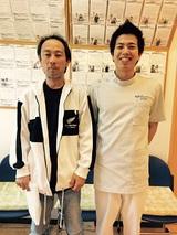 【肩の痛みで来院】 横浜市中区在住 H・Kさん 会社員