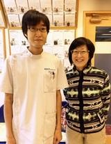 【腰痛の症状で来院】 横浜市中区在住 若杉三重子さん 主婦