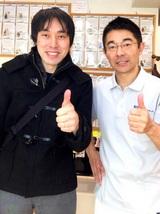 【首、肩の痛みで来院】横浜市磯子区 T・Iさん 介護職